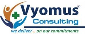 Vyomus Consulting Logo