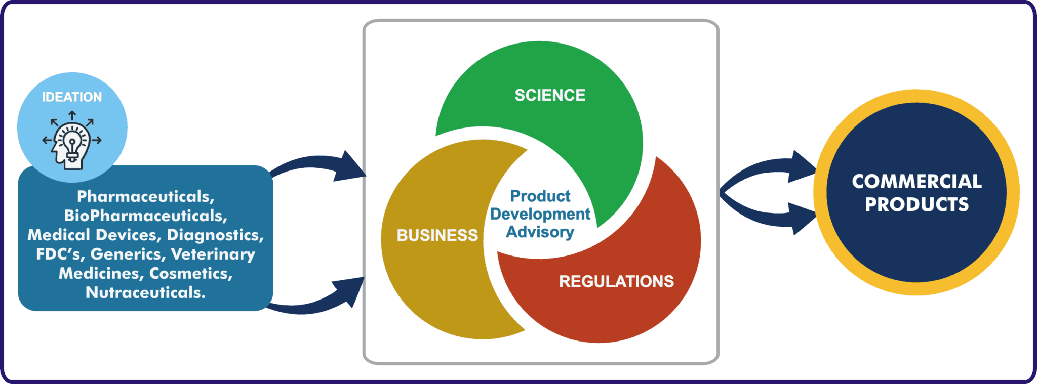 Product Development Advisory India